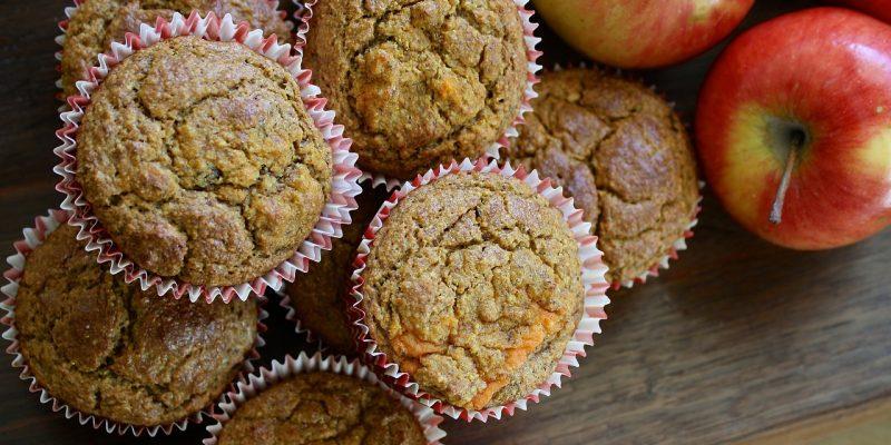 Vegan Gluten Free Morning Glory Muffins Recipe
